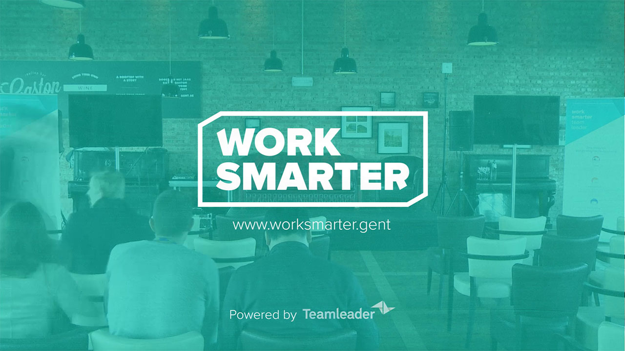 Work Smarter – Teamleader