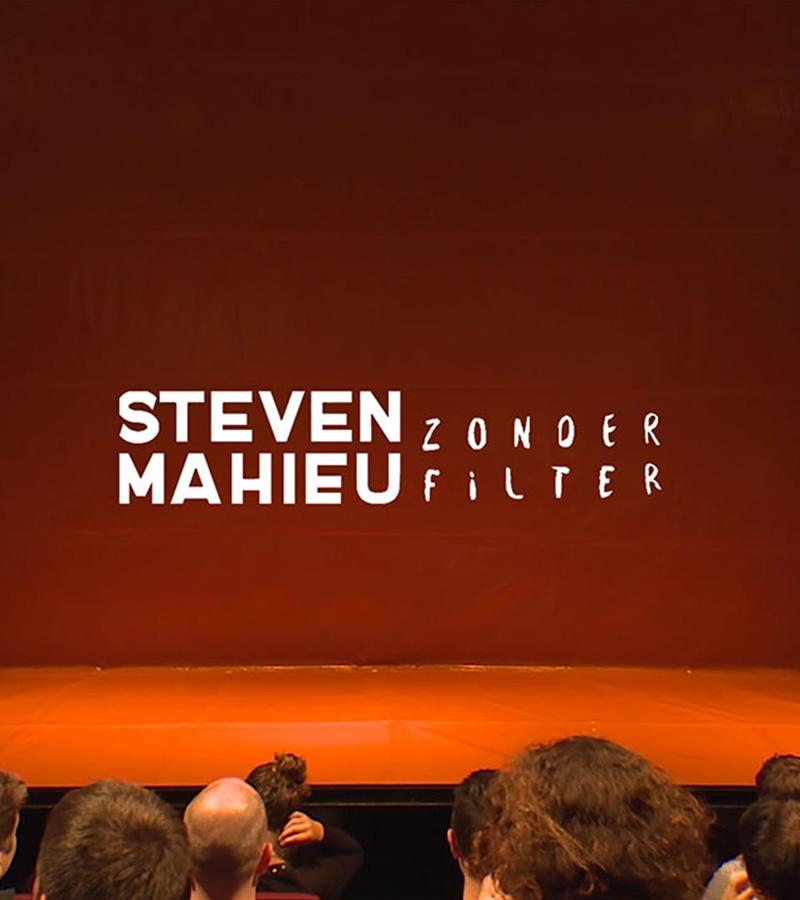 Steven Mahieu – Zonder Filter