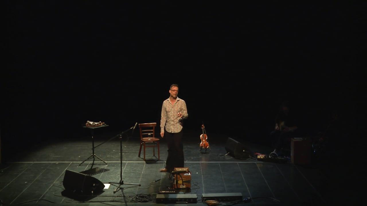 Wim Claeys – Zwartzak